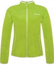 Dare2b DWA308-7FJ10L Ladies ophøjethed limegrøn fleece - størrelse uk 10 (s)